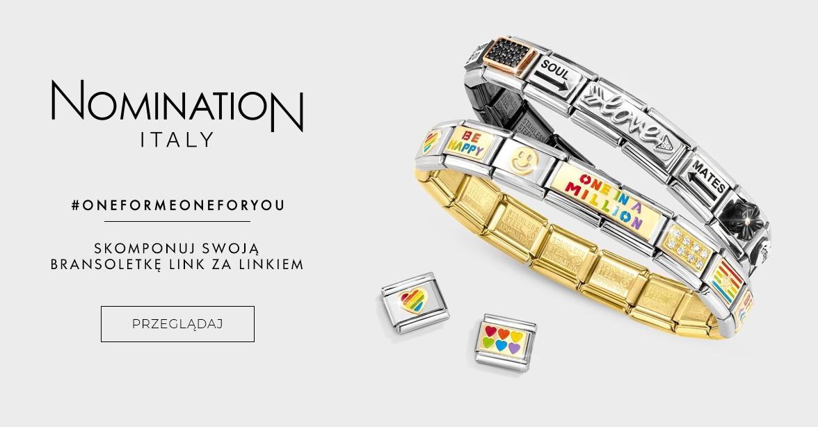 Bransoletki Nomination Composable, Biżuteria modułowa